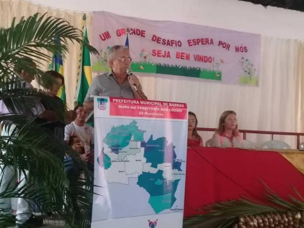 Barras PI sedia Evento da Conferência Intermunicipal de Educação