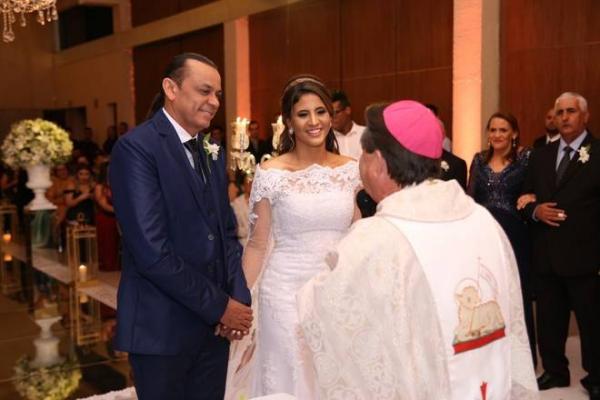 Casamento reuniu alta sociedade paulista