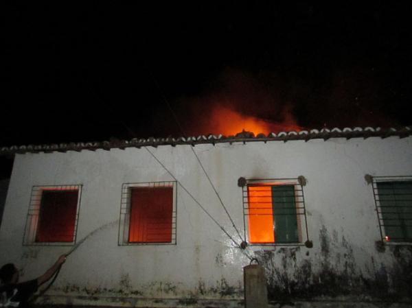 Incêndio atinge Prefeitura no Piauí durante a madrugada