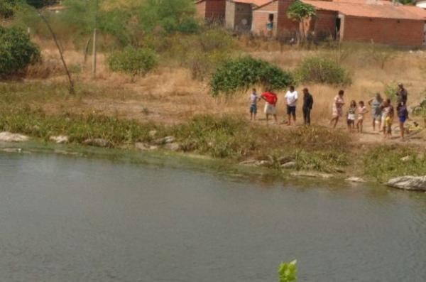 Homem morre afogado em córrego no ´Sul do Piauí