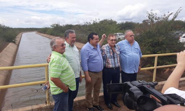 Ministério da Integração estuda liberar R$ 27 milhões para Tabuleiros Litorâneos