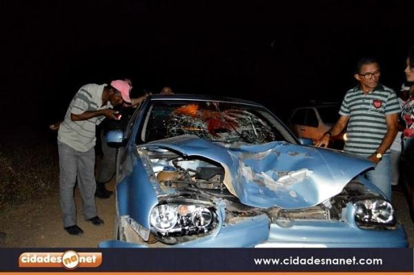 Idoso tem a cabeça decepada após ser atropelado por veículo
