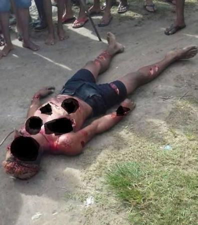 Após matar idoso por causa de R$ 10, homem é linchado no MA