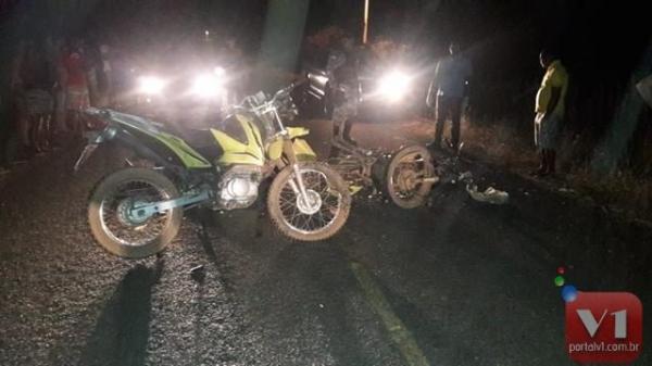 Dois mortos e dois feridos em grave acidente no Piauí