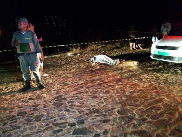 Vigilante morre atropelado após cair de bicicleta no litoral