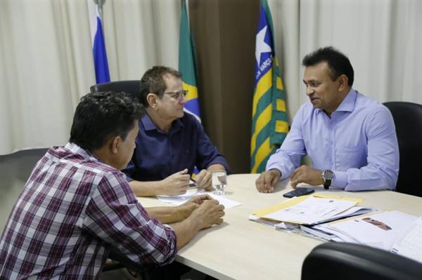 Fábio Abreu reinvidica obras no DNOCS