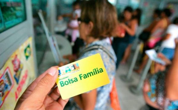 Bolsa Família já está sendo pago com reajuste