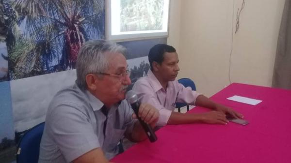 Barras lança Plano Municipal de Potencialidade em parceria com o SEBRAE