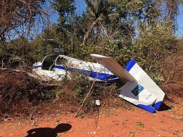 Avião com ex-governador Wilson Martins faz pouso forçado no Maranhão