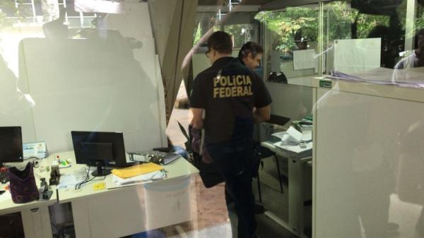 Operação da PF contra fraude em licitação de transporte escolar inclui Olho D'água e outros municípios do Piauí e Maranhão