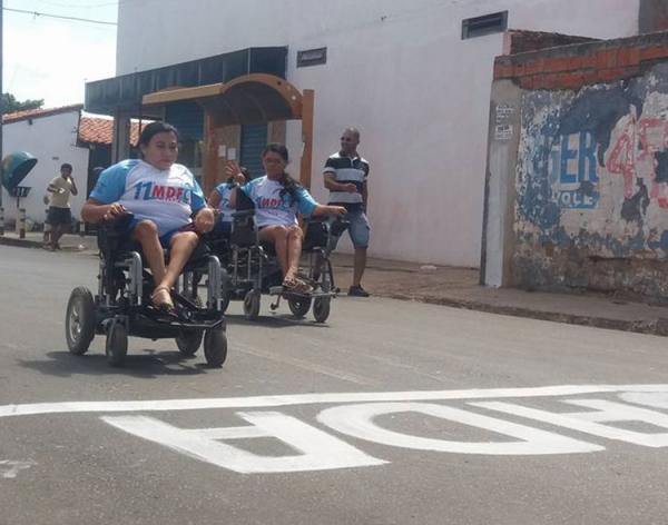 12° Maratona dos cadeirantes terá representantes de Barras PI na competição estadual