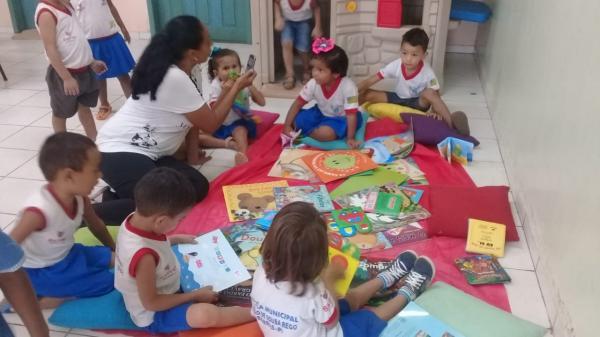 SEMED de Barras leva o Projeto Viajando na Leitura para às escolas da rede municipal