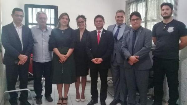 Governo de Barras e SSP PI garantem mais Segurança Pública para população