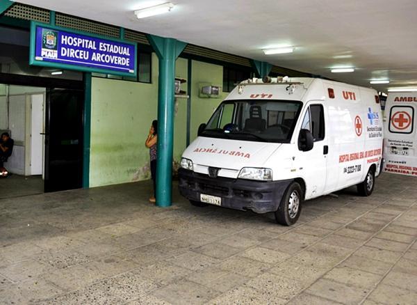 Criança que teve braço decepado com facão tem alta da UTI, no Piauí