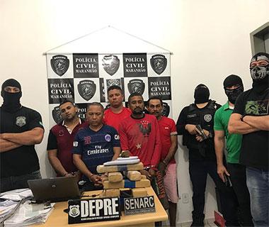 Empresário que usava sítio para guardar drogas é preso em operação contra tráfico
