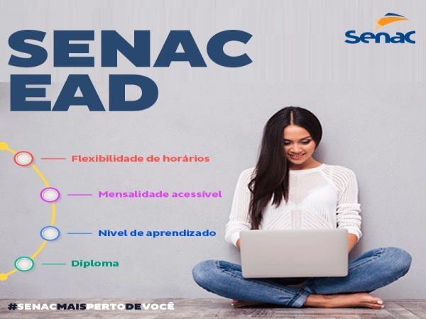 Graduação EAD Senac Barras-PI
