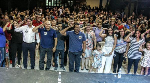 Fábio Abreu promove encontro de prestação de contas com as mulheres piauienses