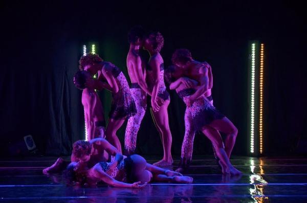 """Balé da Cidade apresenta o espetáculo """"Enamorados"""" na Casa da Cultura"""