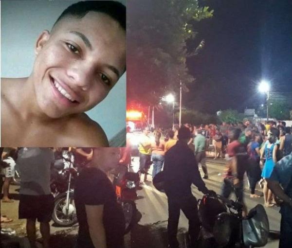 Jovem morre e outros 4 ficam feridos após colisão entre motos no PI