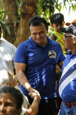 Jatobá do Piauí recebe Fábio Abreu e comemora as obras resultados das emendas parlamentares