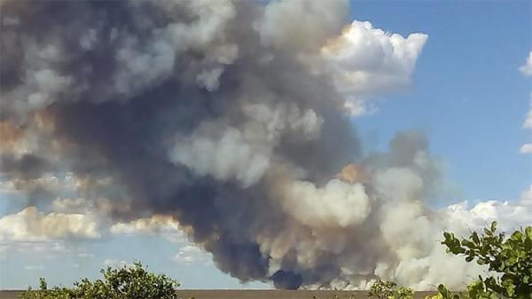 Incêndio em Assunção do Piauí está sob controle após 24 horas