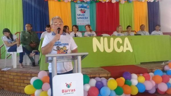 Comissão do Selo Unicef realiza I Fórum Comunitário em Barras PI