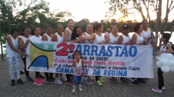 Governo de Barras PI comemora dia do Educador físico