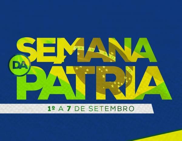 Barras: Prefeitura realiza homenagens alusivas à Semana da Pátria