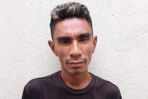 Acusado preso