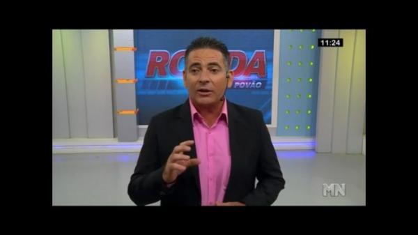Repercute as declarações do apresentador de TV Pádua Araújo com críticas ao prefeito de Cabeceiras do PI