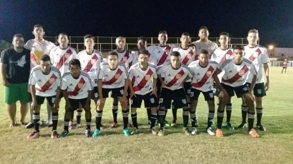 Campeonato barrense Sub 21 2018 teve mais rodada