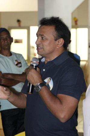 Fábio Abreu destinou mais de um milhão em emendas para o município de São José Divino
