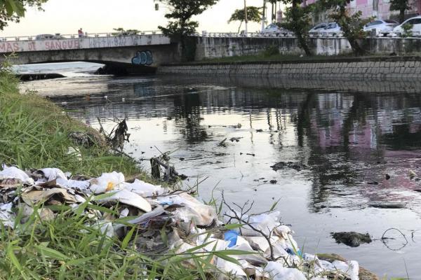 Capital alagoana sofre com a falta de saneamento básico - Carolina Gonçalves/Agência Brasil