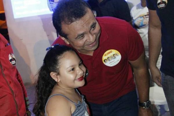 Fabio Abreu se reuniu com moradores da região do Memorare em Teresina PI