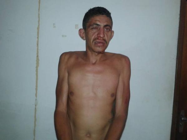 Homem é preso em Barras PI acusado de ameaçar os pais e a esposa