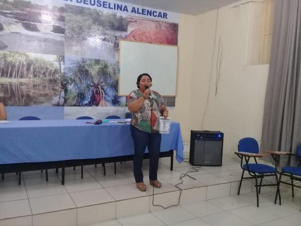 Reunião definiu participação da educação municipal na Festa Barras 177 anos