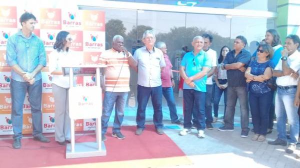 Governo municipal entrega UBS da localidade Mata Fria zona rural de Barras PI