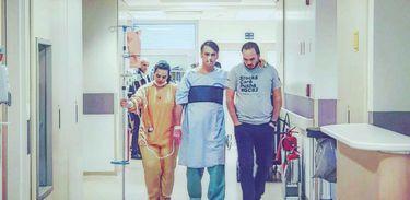 Bolsonaro recebe alta de UTI semi-intensiva em hospital de São Paulo