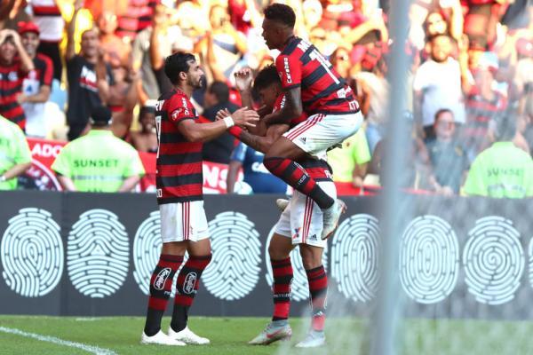 Gilvan Sousa Flamengo