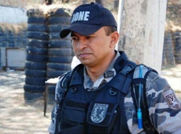 Fábio Abreu visitou o Batalhão Rone na Capital e relembra trajetória policial
