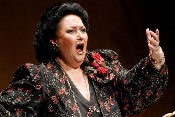 Morre a diva mundial da ópera, Montserrat Caballé