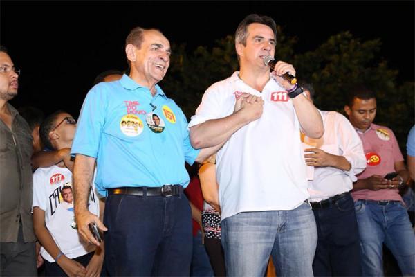Ciro Nogueira é reeleito e Marcelo Castro eleito senadores pelo Piauí