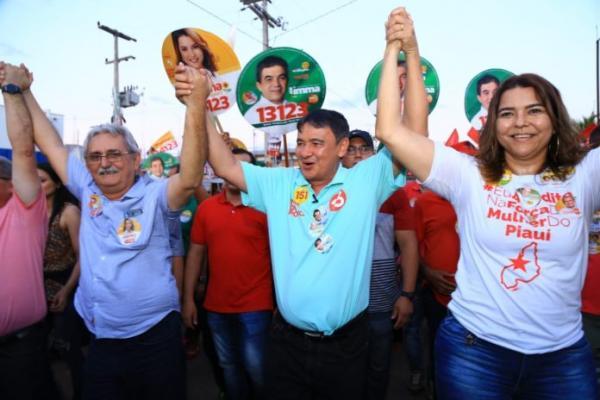 Carlos Monte agradece ao povo de Barras PI pela expressiva votação