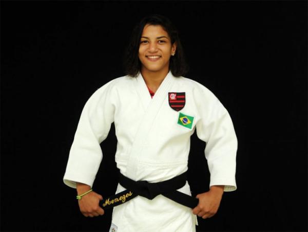 Sarah conquista o bronze no Campeonato Brasileiro de Judô
