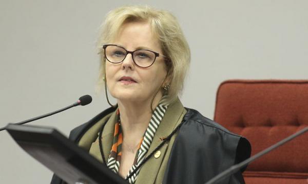 TSE pede investigação de mensagem em tom de ameaça à Rosa Weber