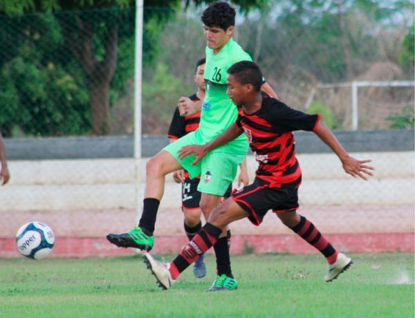 River vence Flamengo em último amistoso antes da Copa do Nordeste Sub-20