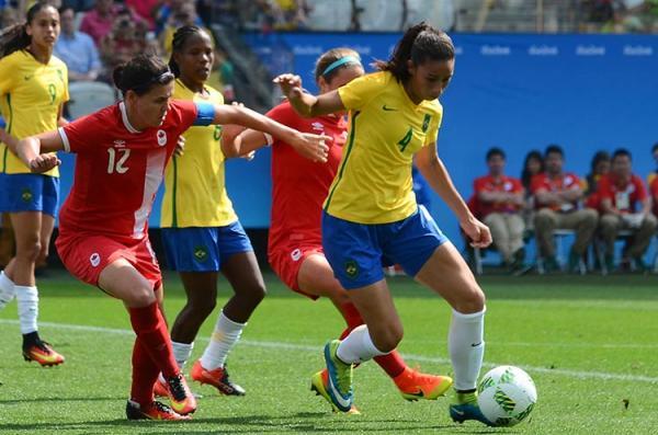 CBF transmite finais do Brasileiro Feminino na web