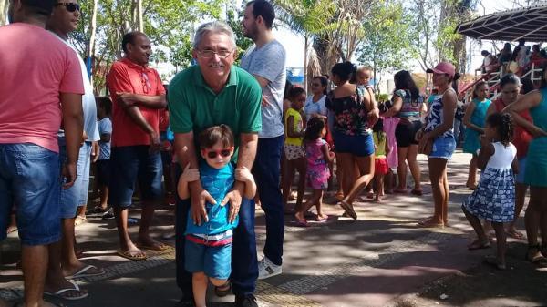 Programação do Dia das Crianças em Barras teve alegria e muita festa