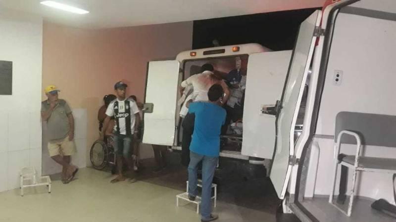 Acidente com ônibus escolar da prefeitura de Boa Hora do PI deixa 22 crianças feridas