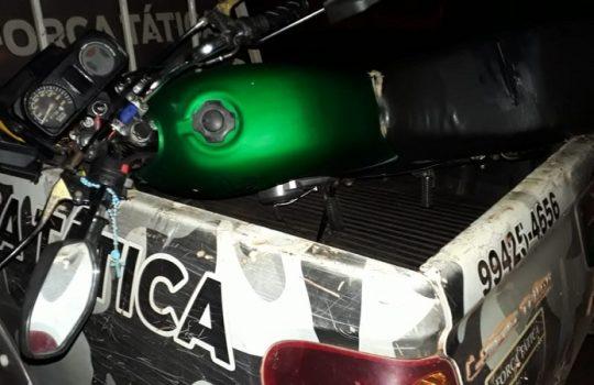 4 bandidos tocam terror e fazem arrastão na cidade de José de Freitas